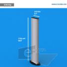 "DSW2SAp - 8.3"" width by 68.5"" height"