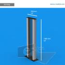 "VLF4SAp - 10"" width by 52"" height"