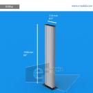 "DSW5p - 8.5"" width by 60"" height"