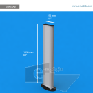 "DSW5SAp - 8.5"" width by 60"" height"