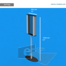 """VLP7SAp - 12"""" width by 61"""" height"""